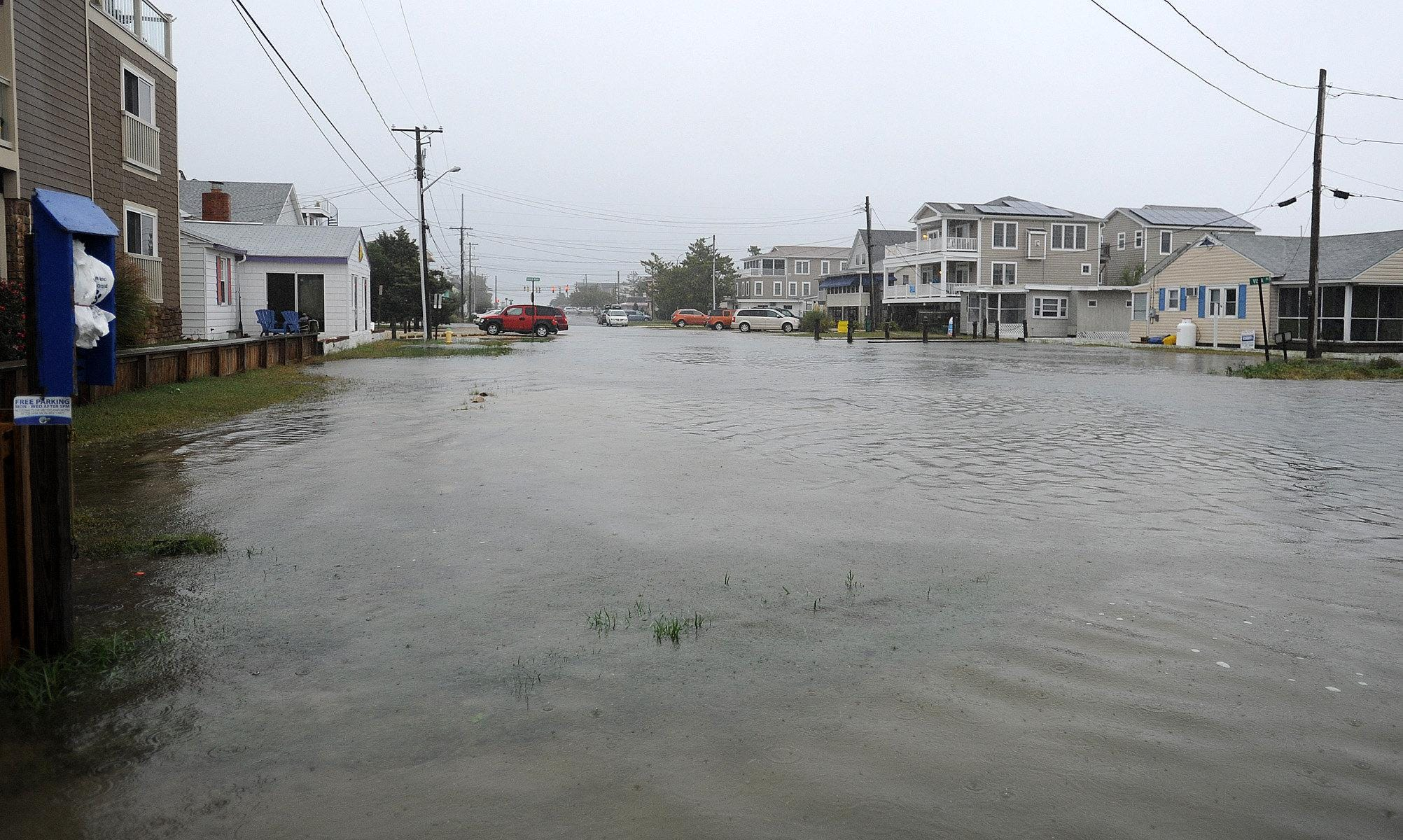 New report shows thousands of Delaware homes, millions in property value, at risk of sea level rise
