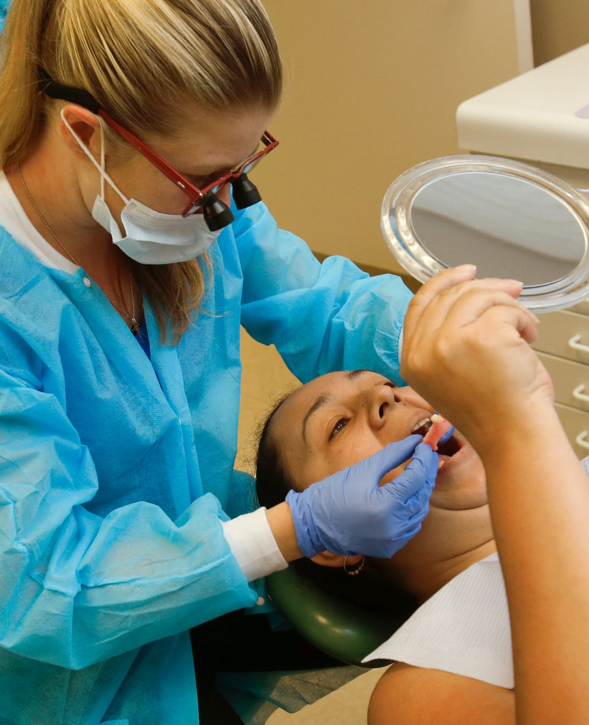Low income? Dental care hard to come by