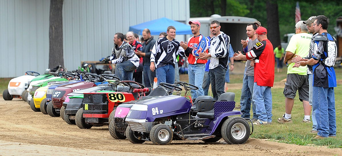 Races help contribute to Lions Club causes