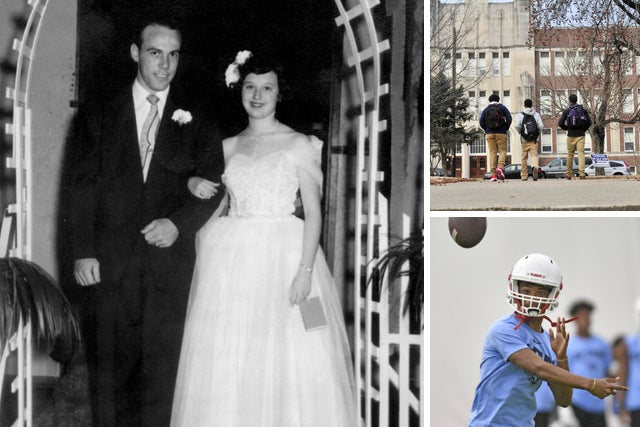 Clint Watts Wedding.Nashville High Schools Check Out These Archive Photos
