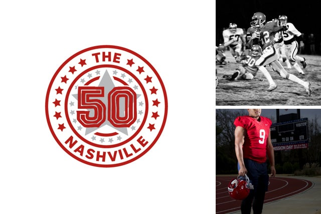 17d8521e27c65 Nashville 50 greatest high school football players of all time