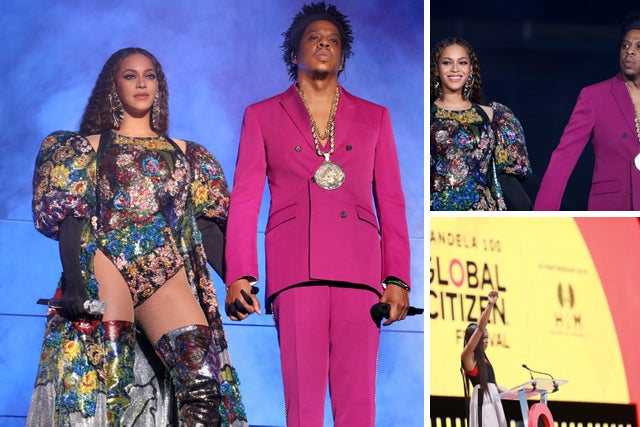 Global Citizen Festival Hit With Muggings After Beyonce S Performance
