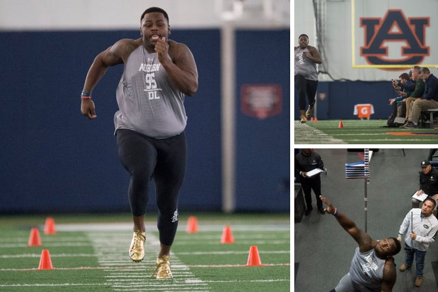 f9446fe2 NFL draft: Auburn's Slayton to Giants, Davis to Bengals, Cox to ...