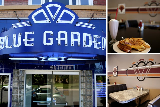 Blue Garden Dallas Institution Reopens After 15 Years