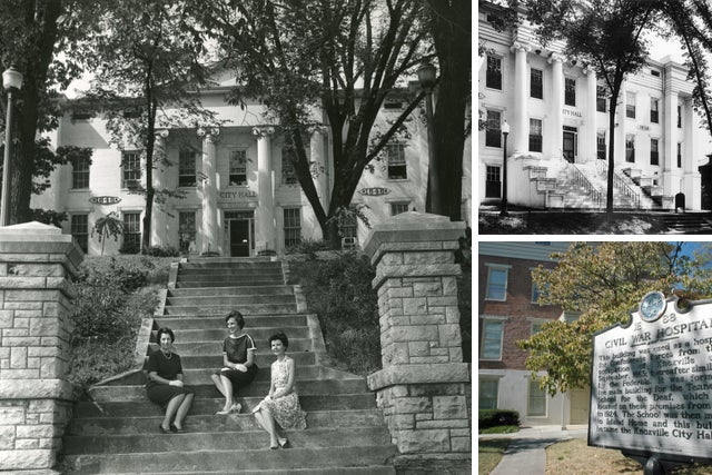 801204553 Knoxville's oldest buildings: A photo history tour