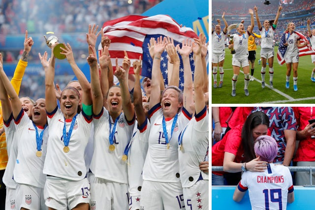 factory price 64fd7 38992 US wins World Cup: USWNT success is New Jersey made