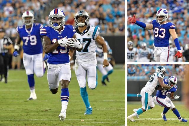 92057e08 Buffalo Bills 27, Carolina Panthers 14: Final score, highlights, recap