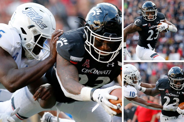 UC Football: Bearcats remain No. 7 in polls ahead of Tulsa game