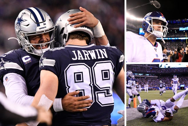 Ny Giants 5 Takeaways From Monday Night S Defeat To Dallas
