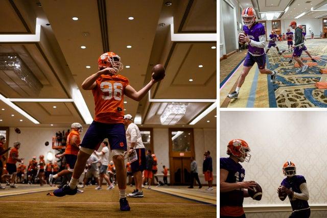 Cost Of A Clemson Football Uniform Helmets Shoulder Pads Big Expenses
