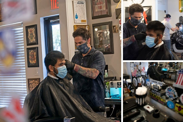 Pensacola Barbershops Salons Navigate The New Normal Upon Re Opening