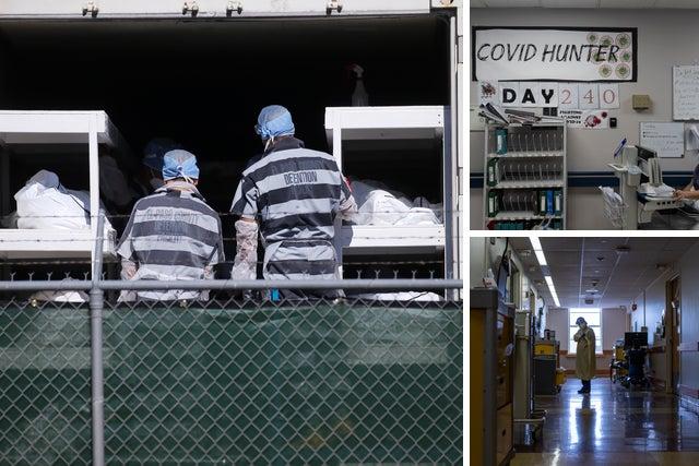 Coronavirus is changing everyday life across the US