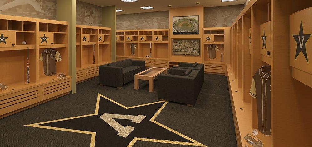 Vanderbilt Unveils Plans To Improve Baseball Facilities