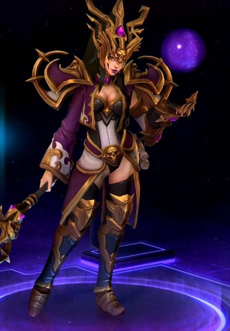 Heroes of the Storm: Li-Ming review, talents and abilities