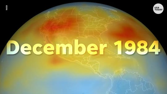 Earth just had its 400th straight warmer-than-average month thanks to global warming