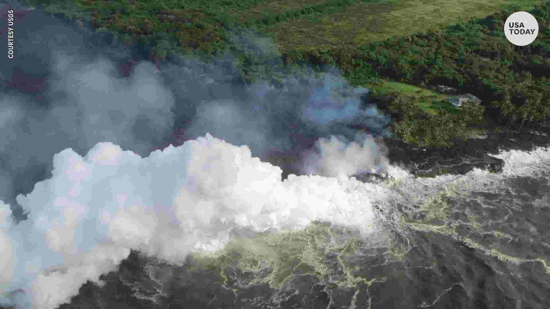 New Eruptions At Hawaii Volcano Send Lava Closer To Power Plant No One Has Faced This Before