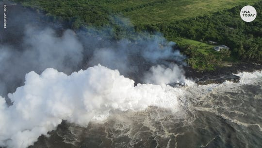 New eruptions at Hawaii volcano send lava closer to power plant: 'No one has faced this before'