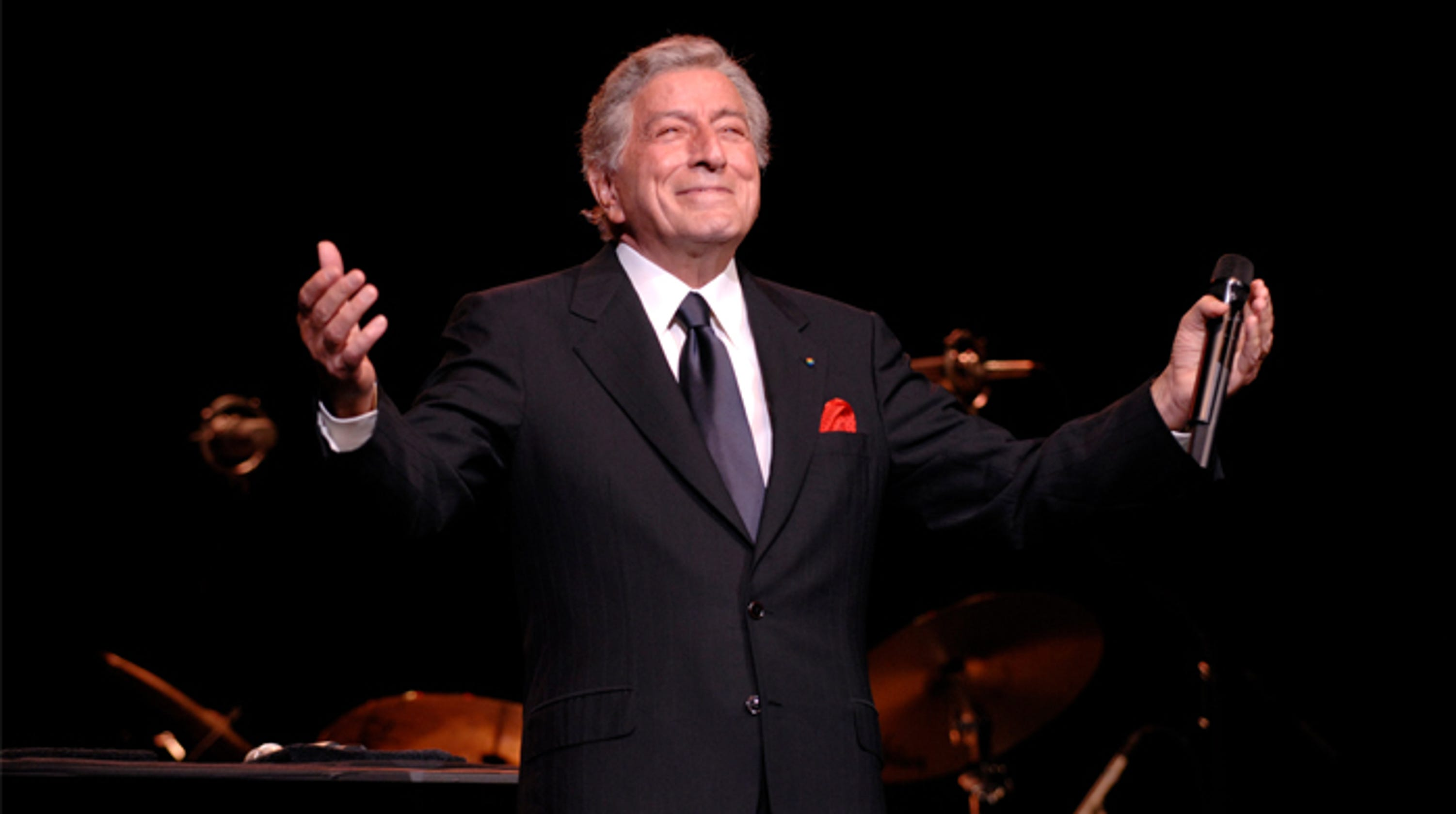 Tony Bennett on touring at 91 and how 'I just love Lady Gaga'