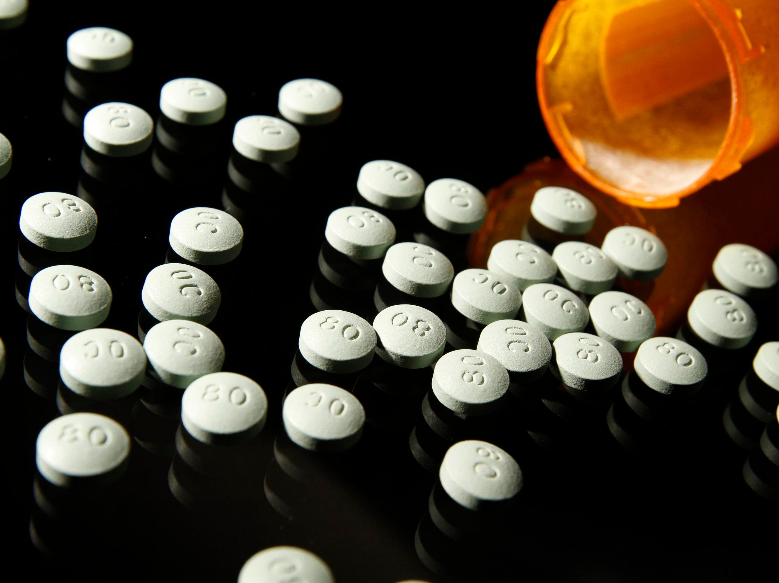 Purdue Pharma has sold more than $27 billion worth of the powerful painkiller OxyContin since its introduction in 1996. (Liz O. Baylen/Los Angeles Times/MCT)