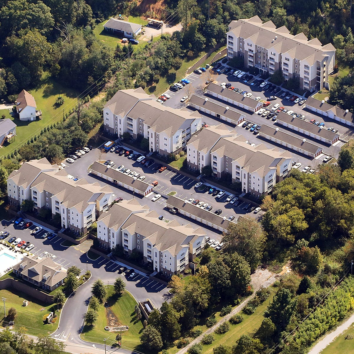 $18M North Knox apartment complex deal exemplifies market growth