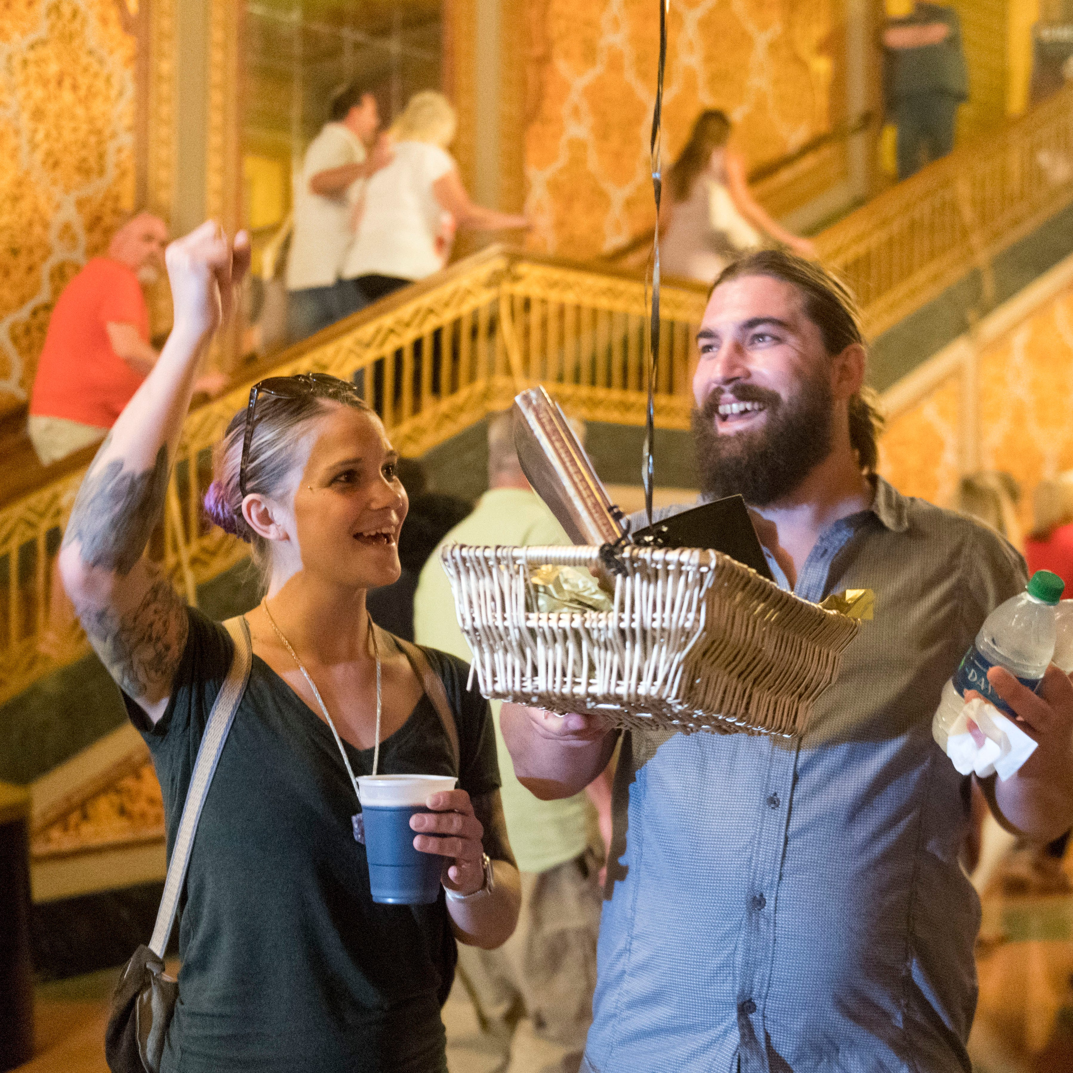 Tennessee Theatre surprises two-millionth visitor since '05 renovations