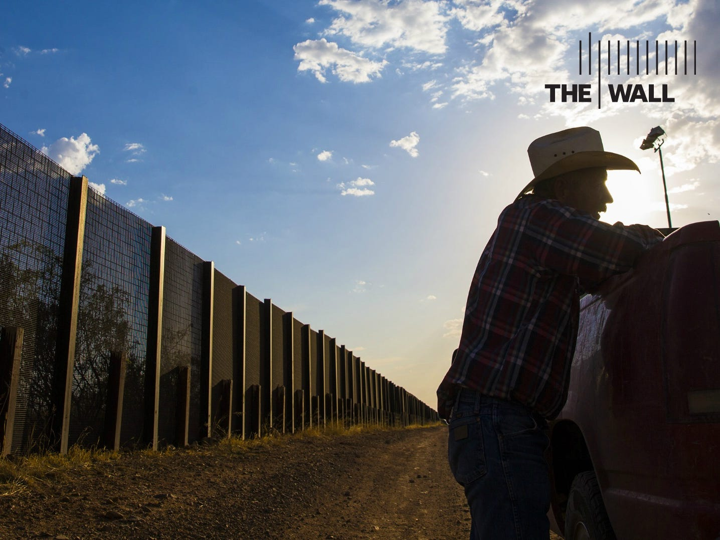 Join the El Paso Times and the USA TODAY NETWORK for The Wall, an examination of the U.S.-Mexico border.
