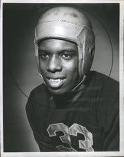 Elbert Richmond, Eastern High School, All-City Team.
