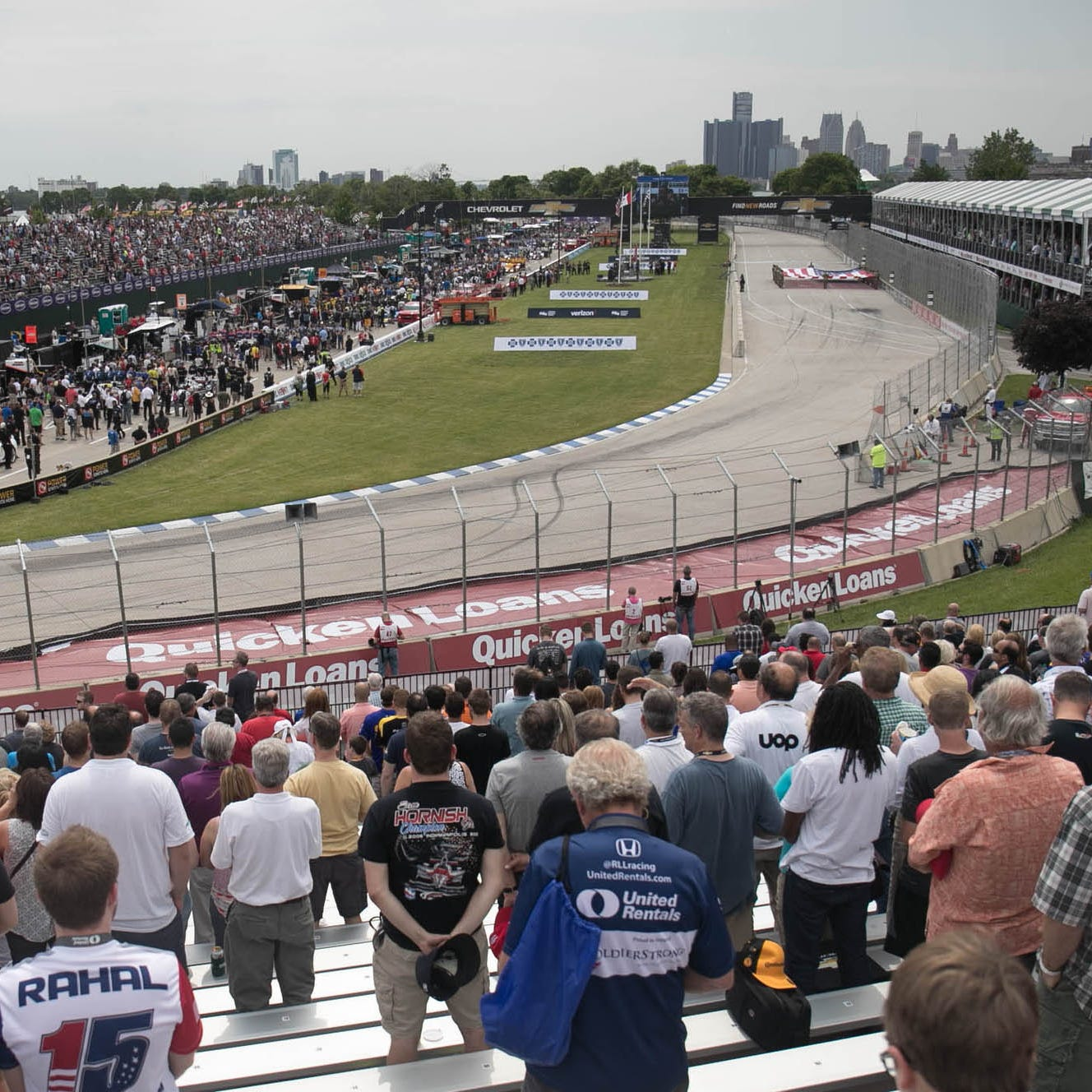 Detroit Grand Prix offers $300,000 a year to race on Belle Isle