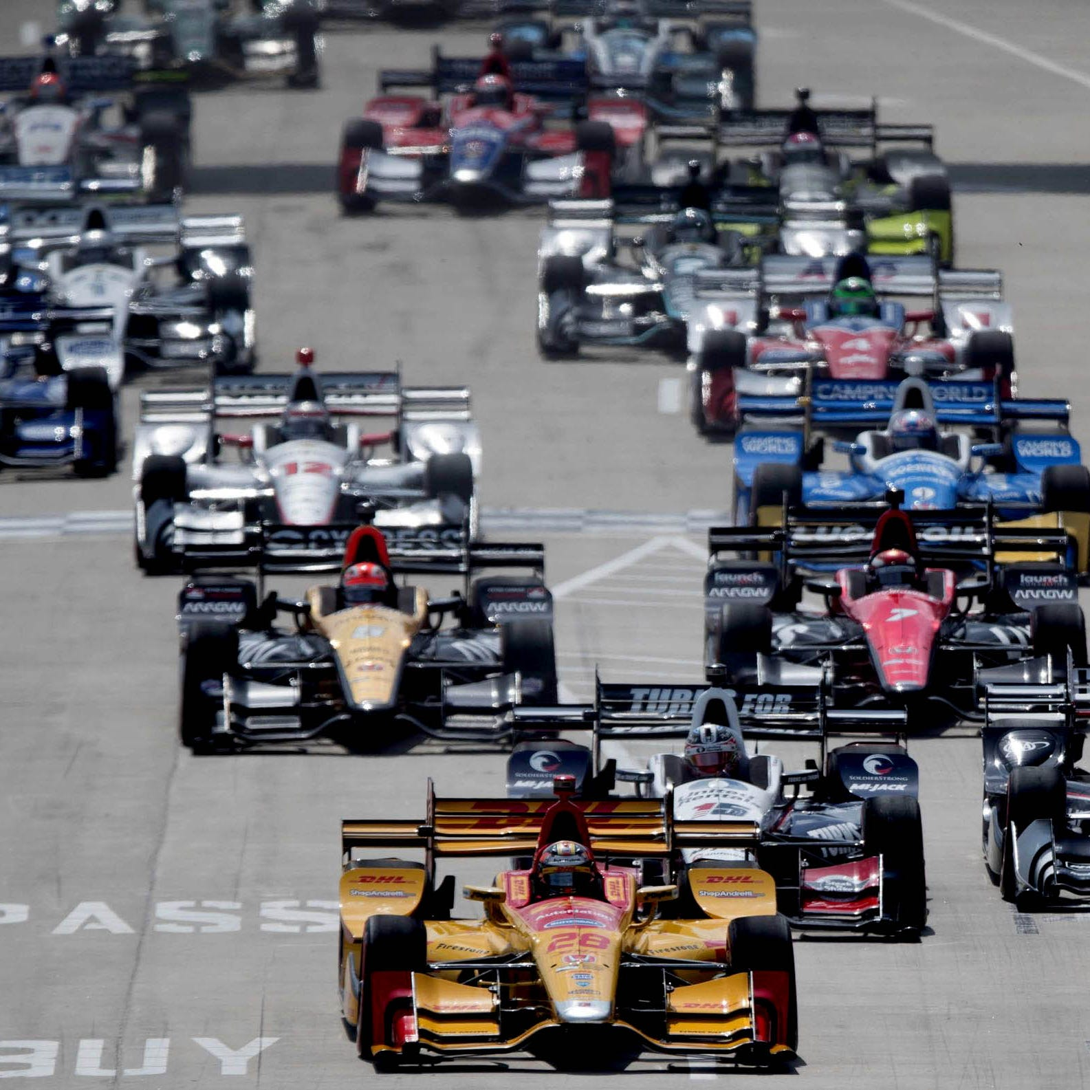 Detroit Grand Prix: Tickets now on sale for 2019 races on Belle Isle