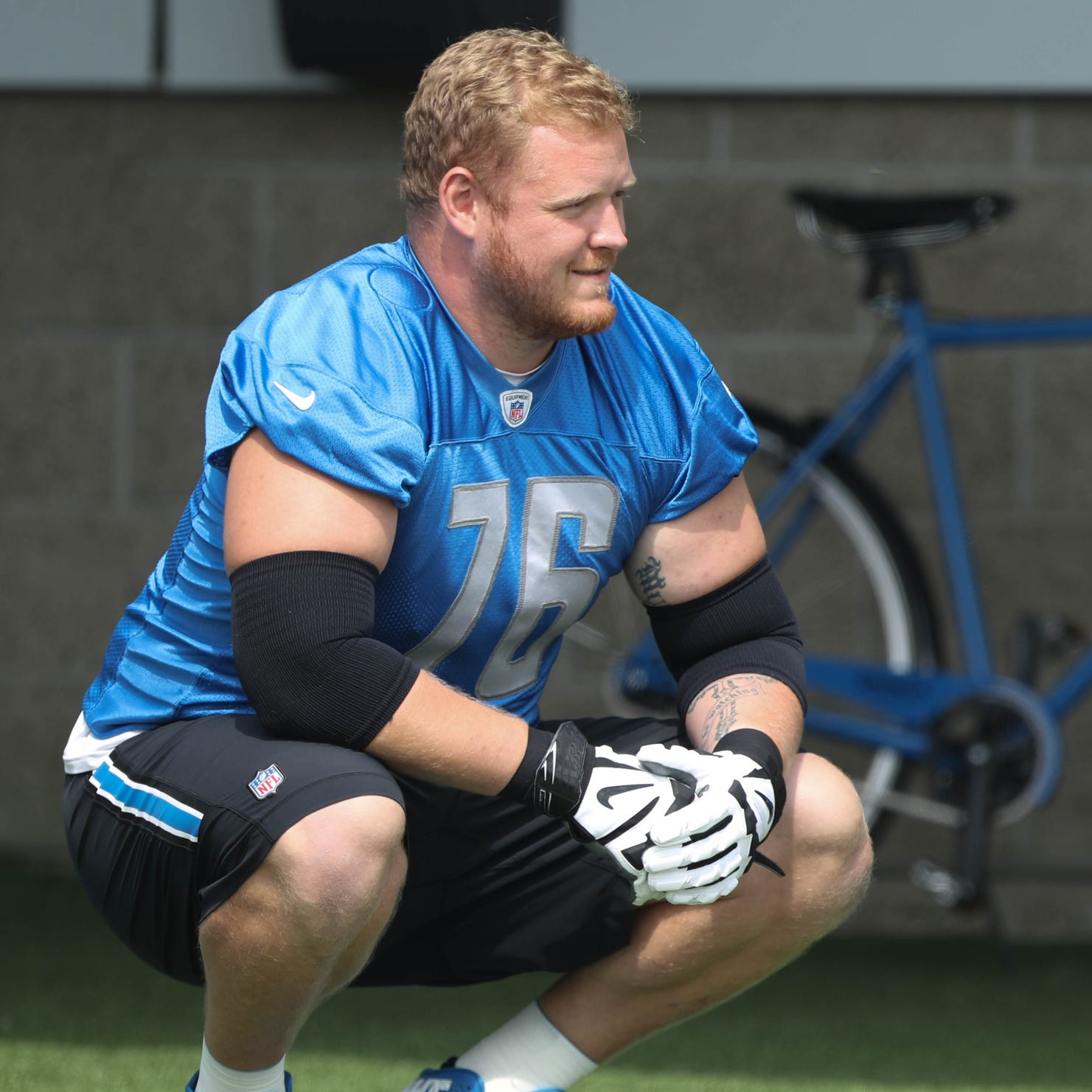Ex-Detroit Lions guard T.J. Lang ready to retire from NFL