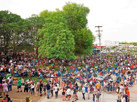 Jazz on the Lawn has been a crowd pleaser at Beachaven since its inception 30 years ago.