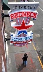 John Rich's Redneck Riviera. The new bar is located at 208 Broadway