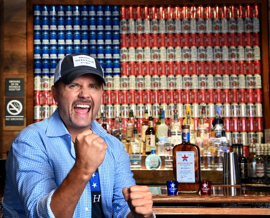 John Rich is excited about the opening of his new bar,  Redneck Riviera at 208 Broadway
