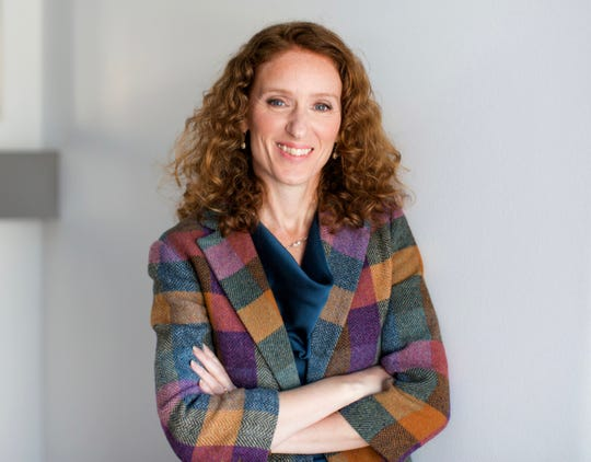 Ellen Lipton, Democrat,  running for the 9th Congressional District seat in the August primary.