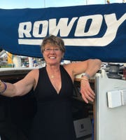 Suzanne Green has been cooking 25 years for sailboat racers.