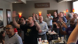 "A cappella singers at a Nashville Chick-fil-A brought customers to their feet and employees dancing with their version of version of ""Every Praise."""