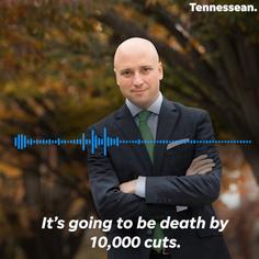 Leaked audio: Listen to Blackburn strategist talk about beating Bredesen in Tennessee US Senate race