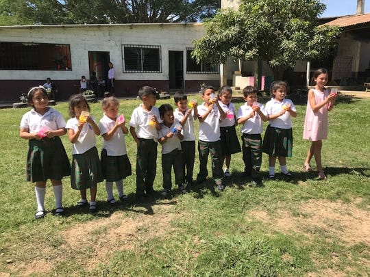 Two FSSD teachers spent time this summer in a Honduran school.