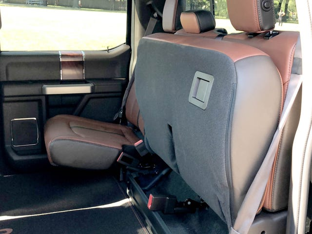 2019 Ford F-150 King Ranch diesel is efficient, expensive
