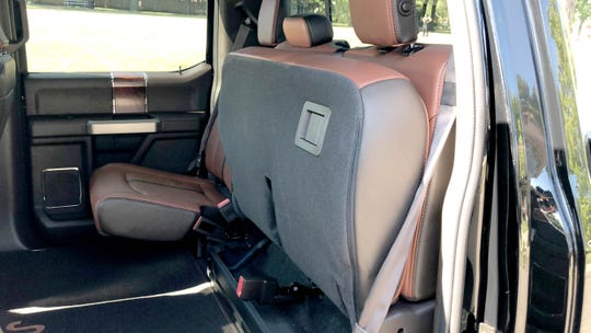 2018 Ford F-150 King Ranch 4x4 supercrew diesel