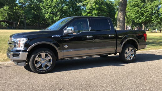 2019 ford f 150 king ranch diesel is efficient expensive. Black Bedroom Furniture Sets. Home Design Ideas
