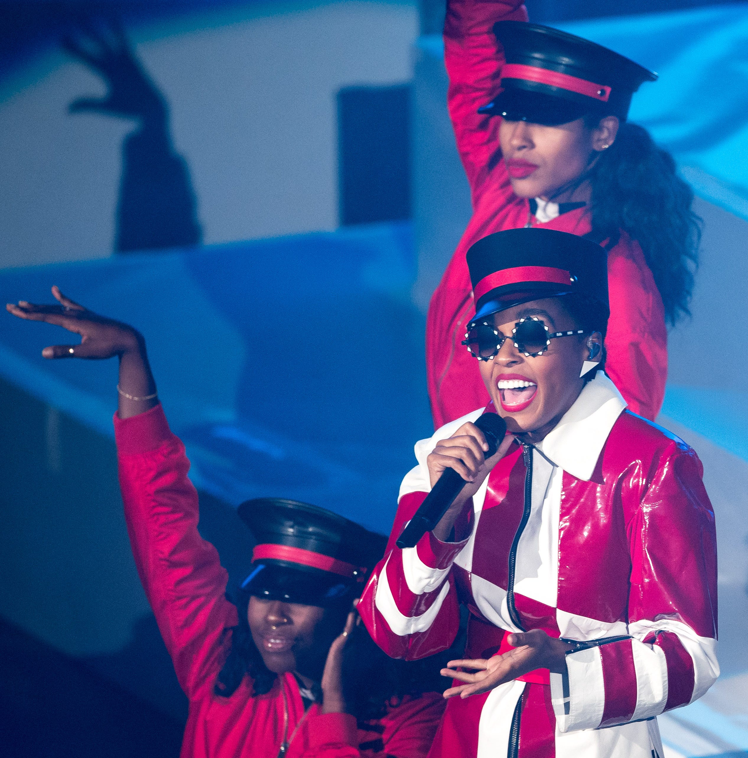 Janelle Monáe leads love fest at Ryman