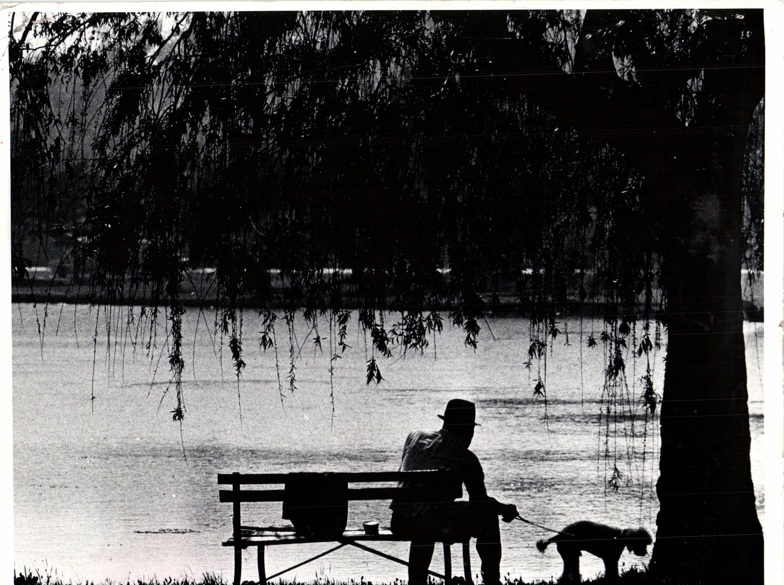 Belle Isle, 1974.