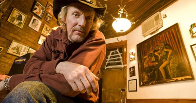 """North Mississippi hill country blues veteran Kenny Brown will perform during the annual """"Blues on the Bluff"""" fundraiser for radio station WEVL."""