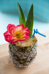 Could you use a sip of some sunshine? (Booze included?) Check out the Tiki Takedown, for a tiki-cocktail competition, at Turner Hall Ballroom Sunday.