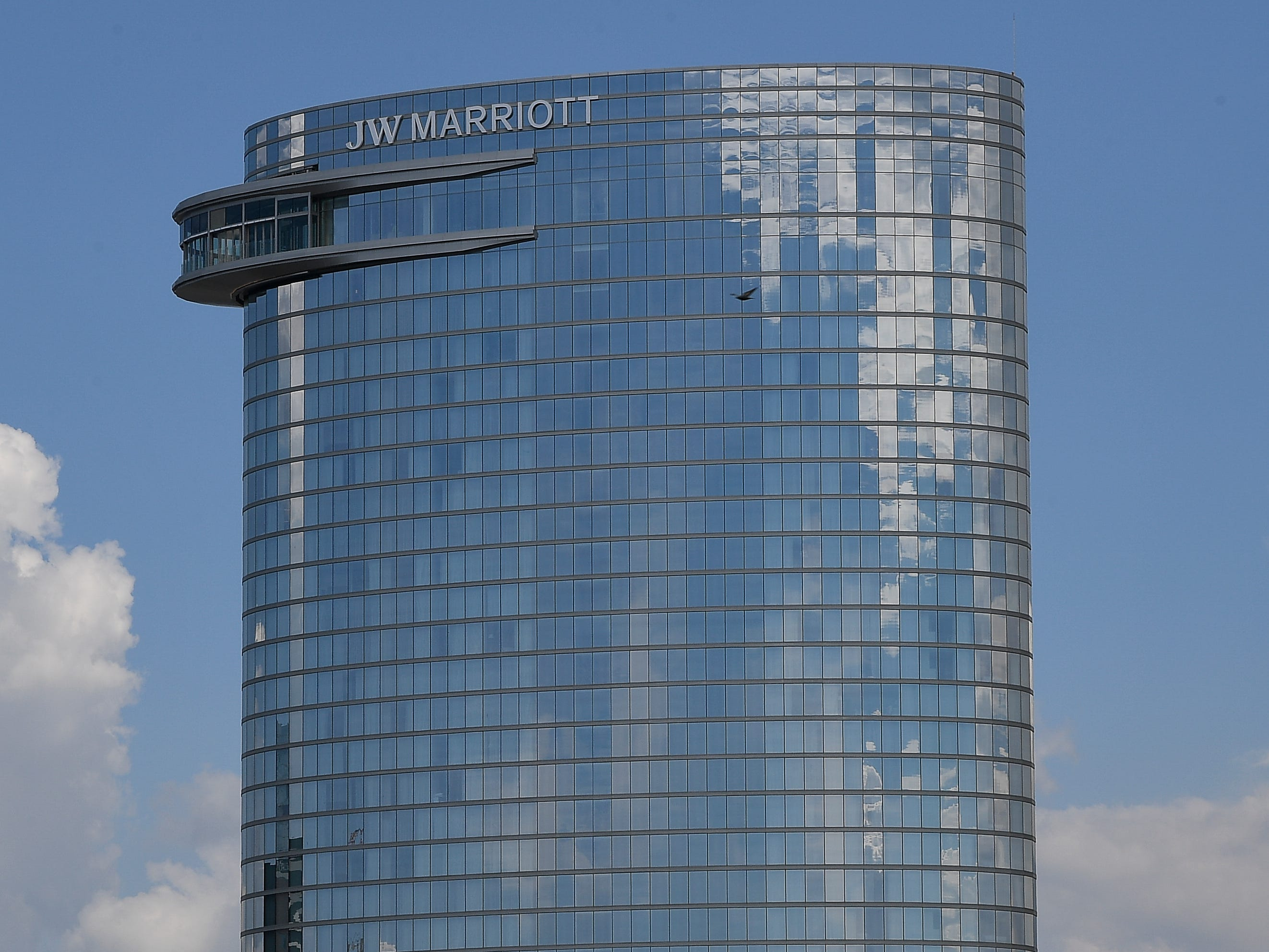 The JW Marriott Tuesday, July 17, 2018, in Nashville, Tenn. .