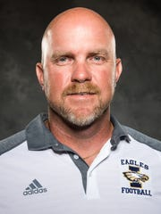 Independence head coach Scott Blade