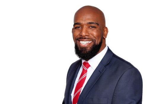 Aaron McGee is running for Nashville school board District 6.