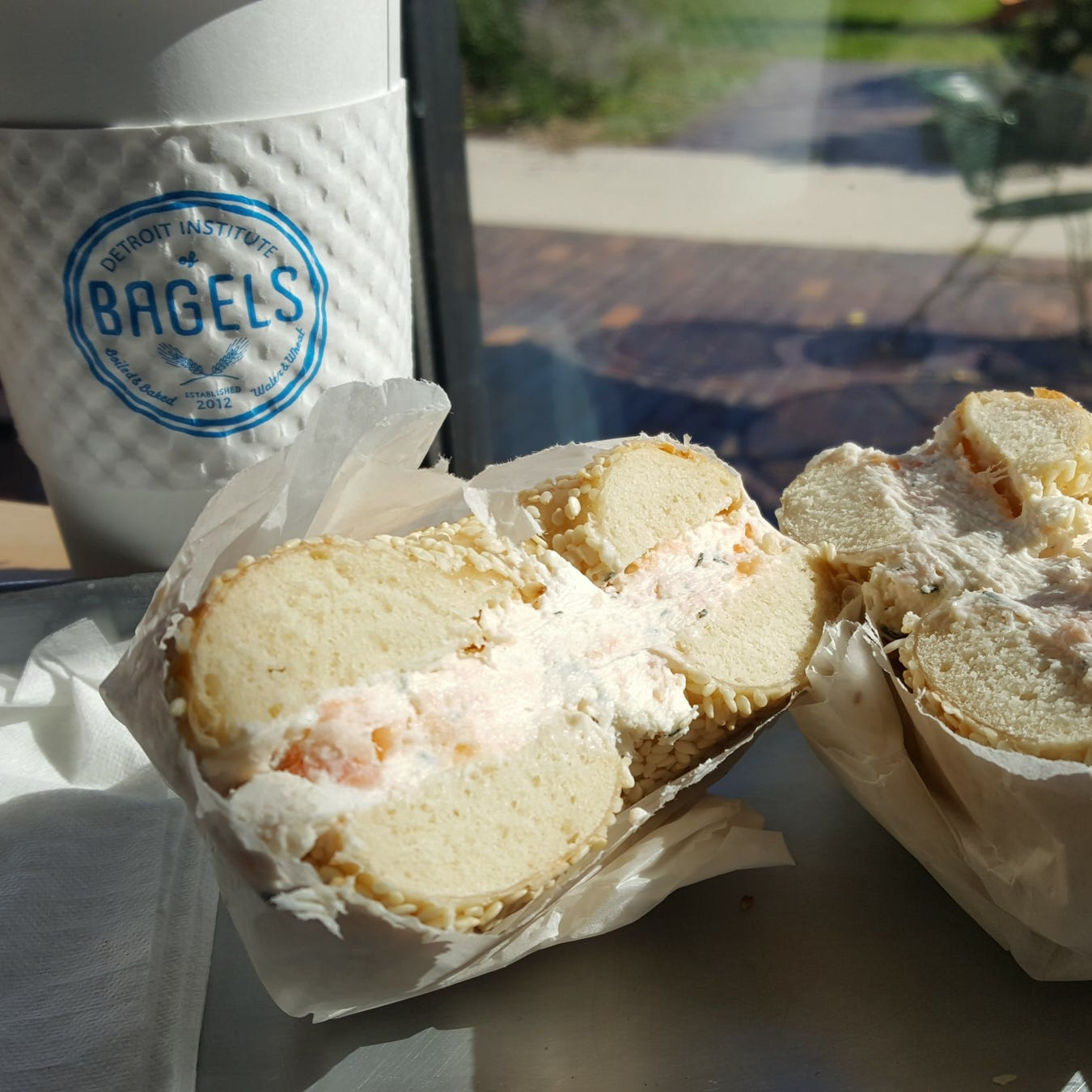 Detroit has one of the best bagel stores in America