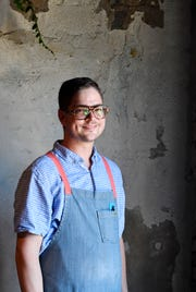 Bryan Lee Weaver, chef of Butcher & Bee.